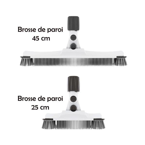 Brosse de Paroi de 25 et 45 cm