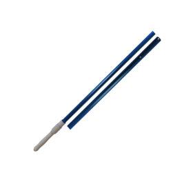 Manches Télescopique en Aluminium Anodisé Bleu de '4,8 m à 6,4 m