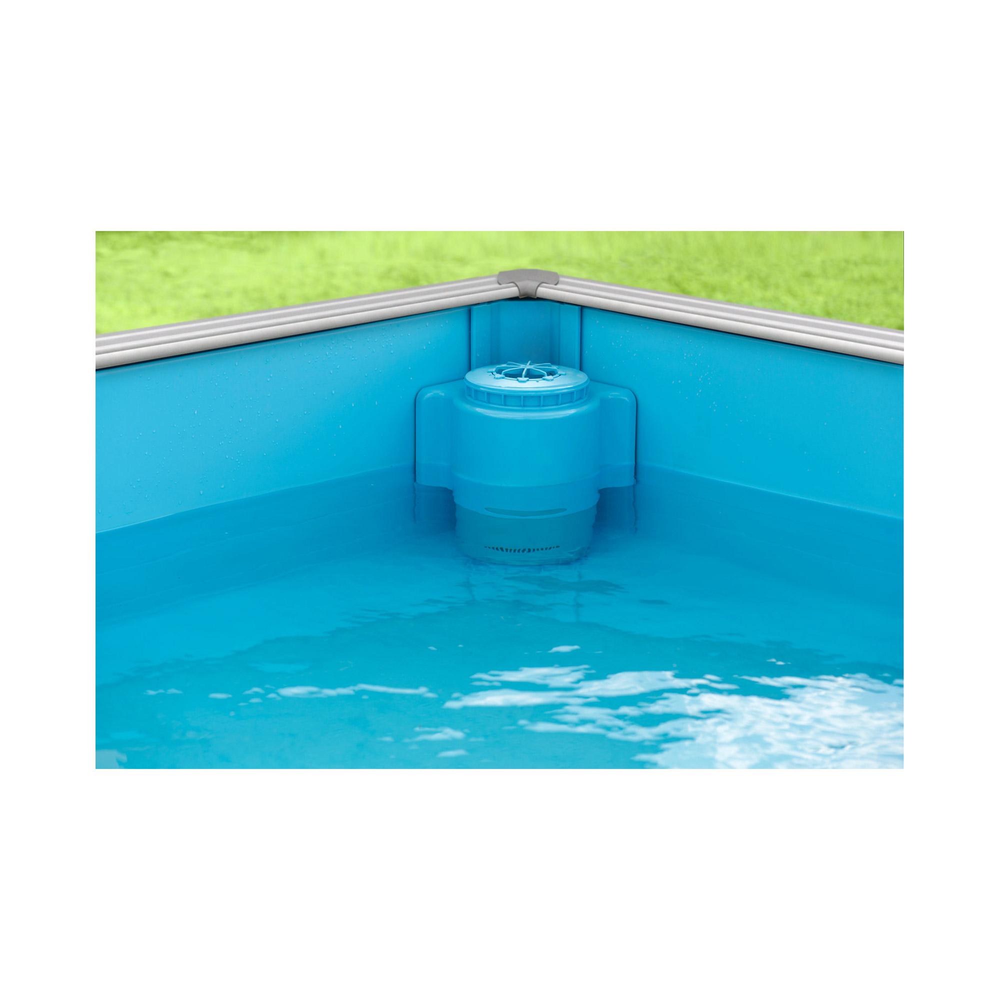 piscine bois carr e hors sol pistoche piscines d 39 artisans. Black Bedroom Furniture Sets. Home Design Ideas