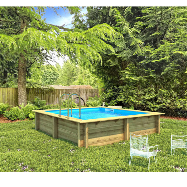 piscine-bois-carrée-weva-3x3