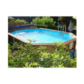 piscine bois octogonale odyssea plus 840