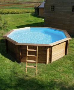 piscine bois carr e hors sol semi enterr e enterr e weva carre 3x3 piscines d 39 artisans. Black Bedroom Furniture Sets. Home Design Ideas