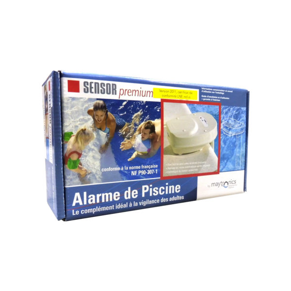 Alarme P-AS emballage