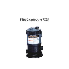 filtre à cartouche FC25